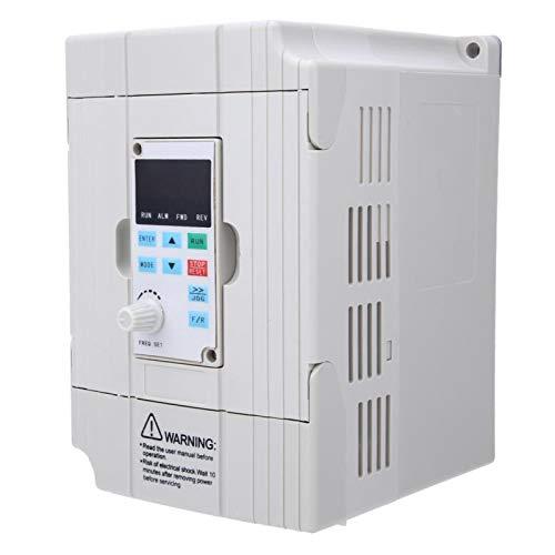 Convertidor de frecuencia de automatización industrial Salida trifásica para ventiladores