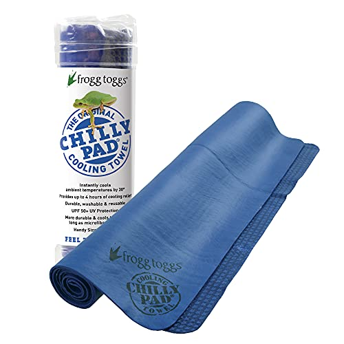 """FROGG TOGGS Chilly Pad Cooling Towel, Size 33"""" x 13"""""""