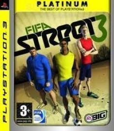 PS3 FIFA STREET 3 (EU)