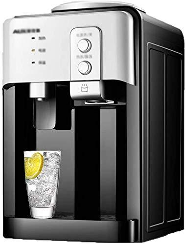 Distributeur d'eau Chauffe-Eau électrique Teapot Mini Chaud et Distributeur d'eau Froide et Fournitures de Cuisine Maison (Couleur: Noir, Taille: 25 * 23 * 41cm)
