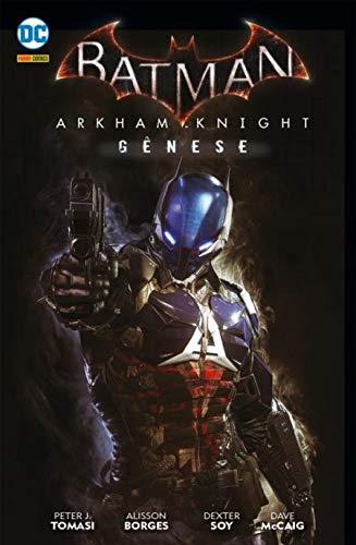 Batman - Arkham Knight - Gênese