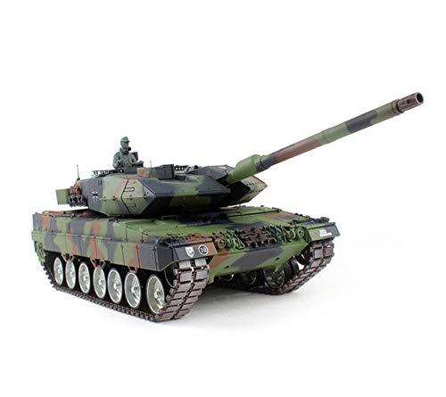 EP-Model Puzzle Tanque Militar Juegos De Construcción, 1/35 Alemán A4 Leopardo Tanque De Batalla Principal Modelo, Juguetes Adultos Y Coleccionismo