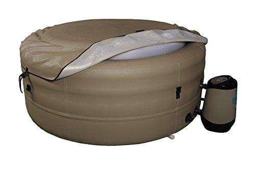 Canadian Spa - Rio Grande (Model 1) Portable Spa/Hot Tub - 4 Person
