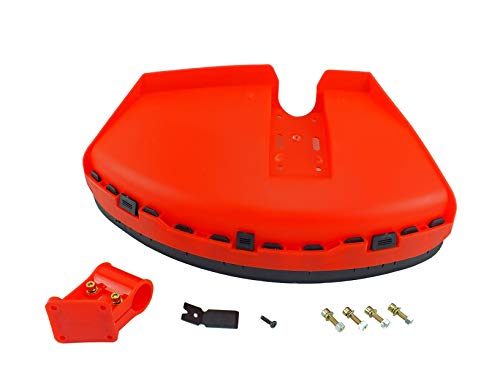 Universal Kunststoff Schutzschild 26mm passend für verschiedene Rasentrimmer Rasentrimmer Motorsense