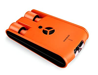Geneinno Poseidon I Underwater Drone-1080P Full HD 120°Wide Angle Underwater Camera for Realtime Streaming and Controlling Diving Down 394FT for Underwater Recreation.(164FT Tether)