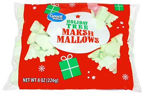 Holiday Tree Marshmallows
