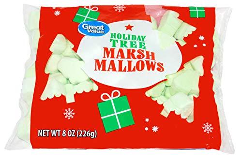 Holiday Tree Marshmallows