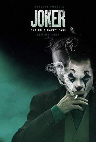 Laur UK Joker (2019) Original-Filmposter, A3, 420 x 297 mm, Joker1, 420 x 297 mm