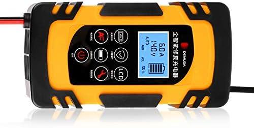 GOZAR Coche Cargador De Batería De Coche 12V Batería 24V Inteligente De Reparación De Pulso Motocicleta Carretilla Elevadora Automática