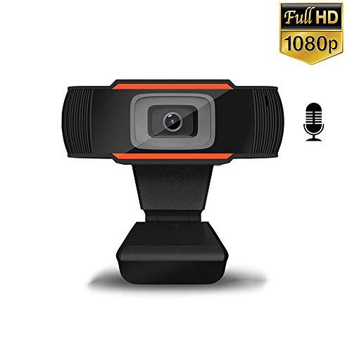 Cámara web con USB de 1080P gratis, chat, chico y adolescente, universal, con micrófono para videoconferencias, grabación y transmisión de vídeo, cámara USB