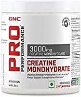 GNC Pro Performance Creatine Monohydrate 3000 mg Supplement - 250 g