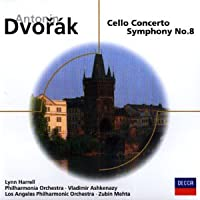 Dvorak;Cello Conc/Sym 8