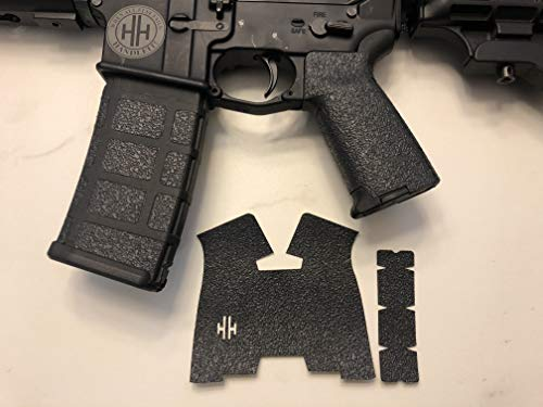 Handleitgrips AR 15 / AR 10 Magpul MOE Gun Grip Enhancement Gun Parts Kit, Black