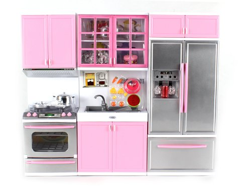 Modern Kitchen Battery Operated Toy Kitchen Playset Perfect For 11 5 Tall Dolls B00i54651q Amazon Price Tracker Tracking Amazon Price History Charts Amazon Price Watches Amazon Price Drop Alerts Camelcamelcamel Com