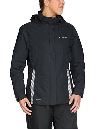 VAUDE Damen Jacke Luminum Jacket, black, 36, 405160100360