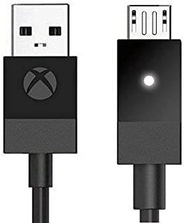 Official Microsoft Xbox One USB Charging Cable (Bulk Packagi