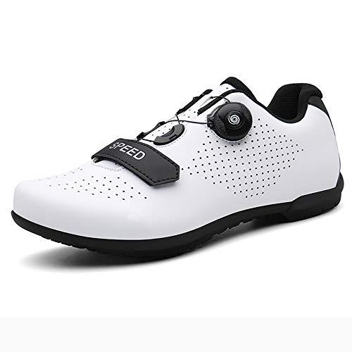 Calzado eléctrico para bicicleta de hombre y mujer, calzado de ciclismo, calzado...