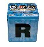 LCR Left Center Right DICE Game- Deluxe Edition