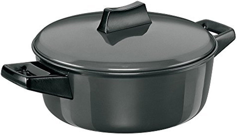 Hawkins Futura L62 Hard Anodised Cook and Serve Stewpot Bowl, 2-Liter by Hawkins Futura