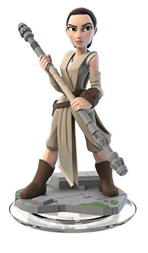 Rey builds lightsaber