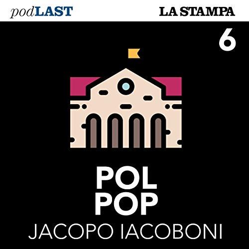Ciò che resta delle promesse (Pol-Pop 6) copertina