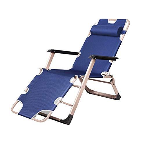YLCJ Zwaartekracht opvouwbare ligstoel nul. Opvouwbare tuinstoel schommelstoel klapstoel (kleur: 02) 1 exemplaar