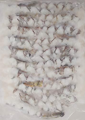 21-25サイズ 尾付 伸ばし海老 ( ブラックタイガー ) 20尾 天ぷら、海老フライ等 冷凍 業務用