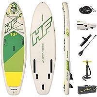 mochila de viaje 17.6 lb Tablas de paddle hinchables inflables FunWater 11 /× 33 /× 6 SUP ultraligero para todos los niveles de habilidad Todo incluido con bolsas secas de 10L tabla