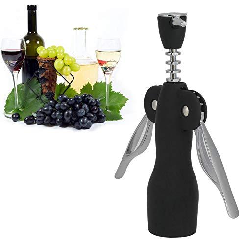 Juego de abrelatas de vino, sacacorchos práctico y duradero, para barra de cocina casera, restaurante