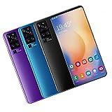 X50 Más 4G Smartphones Desbloqueados,Lente Triple HD,Dual Sim Android Telefonos Desbloqueados,8-procesador De Núcleo,4500mah Teléfonos Móviles,4G+64G