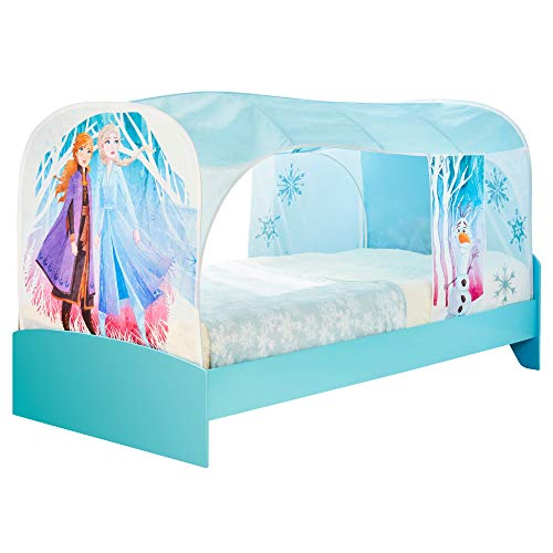 Disney Frozen Kids Single Over Bed Tent Den by HelloHome