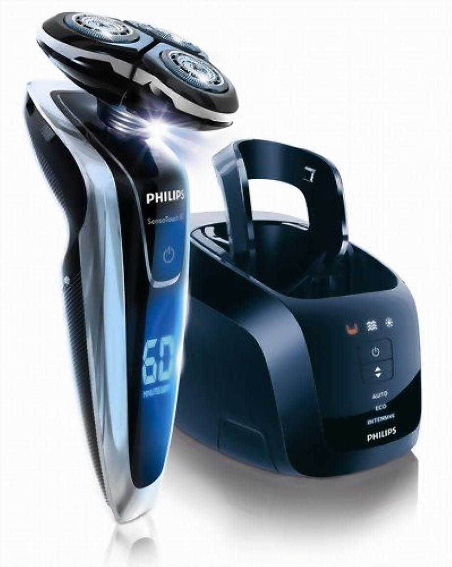 プロテスタント音節最小PHILIPS 3Dシェーバー【洗浄充電器付】センソタッチ3D RQ1280CC