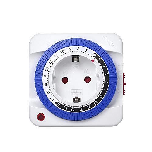 PLBB3K Küchen Timer Programm Mechanische Timer Sockel Energiespar Sockel Schutz Zeitschalter/Plug Timer Kochen und Backen