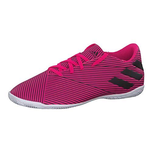 adidas Performance Nemeziz 19.4 Indoor Fußballschuh Herren pink/schwarz, 7 UK - 40 2/3 EU - 7.5 US