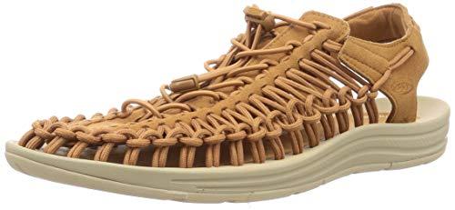 KEEN Uneek Sandalen Herren Cathay Spice/Safari Schuhgröße US 13   EU 47 2020