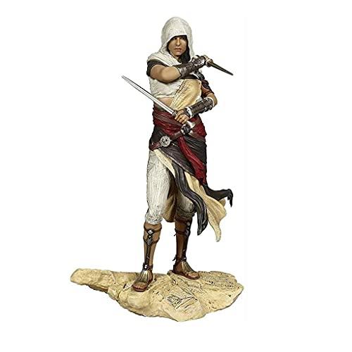 YIRU Assassins Creed: Origin: Aya Toy Figure Estatua PVC Figura - Alto 9.84 Pulgadas