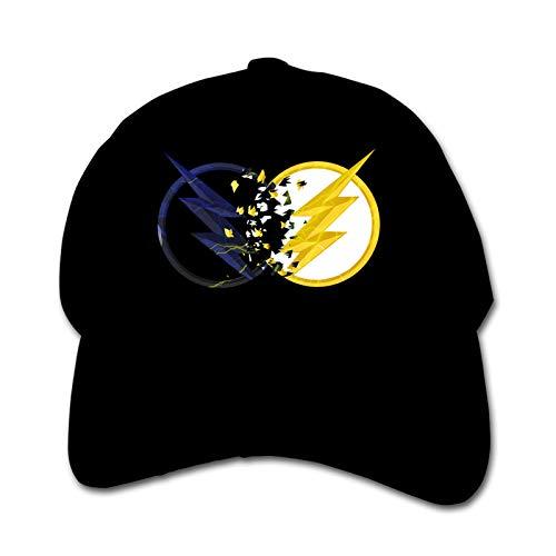 Flash Vs Zoom Unisex Kinder Mütze Sonnenhut Hip Hop Kappe Verstellbare Sportkappe Teen Hut Kinder Entenschnabel Kappe