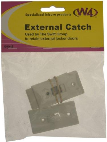 W4 Externe Catch – wit.