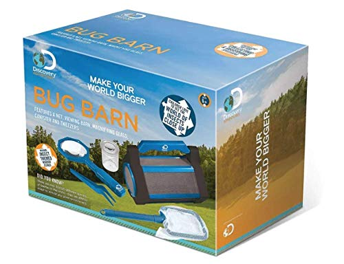 Discovery Adventures DA02 Bug Barn, Multi, 3.4 x 3.4 cm