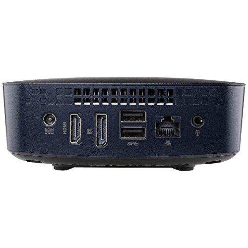 『ASUS デスクトップPC UN65H-M007Z (Corei3-6100U/メモリ4GB/HDD1TB/Win10 64bit/HDMI/DP/USB3.0/IEEE802.11AC)』の5枚目の画像