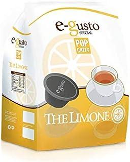 POP CAFFE' Nescafé Dolce Gustoto compatible 48 capsules Thé au citron