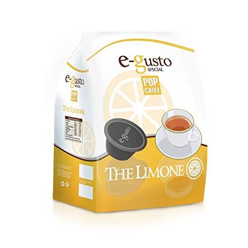 POP CAFFE' NESCAFE DOLCE GUSTO COMPATIBILE 48 CAPSULE THE' AL LIMONE