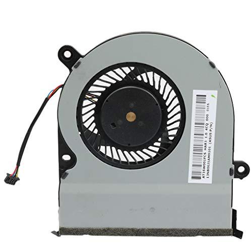 probeninmappx Sostitutiva per ASUS TP300L TP300LP TP300LA di Raffreddamento della CPU Cooler Accessori Durable Portatili