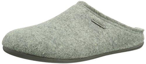 Shepherd Herren Jon Slipper Pantoffeln, Grau (Grey 20), 41