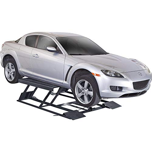 BendPak Portable Low-Rise Car Lift - 6000-Lb. Capacity, Model Number LR-60P