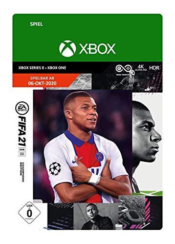 FIFA 21 Champions Xbox - Download Code [inkl. kostenlosem Upgrade auf Xbox Series X]