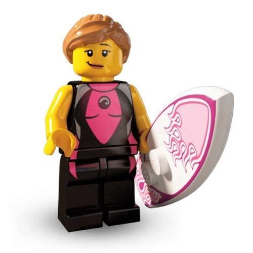 Lego 8804 - Minifigures Serie 4 - Chica Surfista - Brixplanet