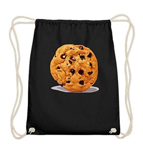 SwayShirt Lustiges Chocolate Cookie Keks Schokoladen Kekse Halloween DIY Gruppen Geschenk T-shirt - Baumwoll Gymsac