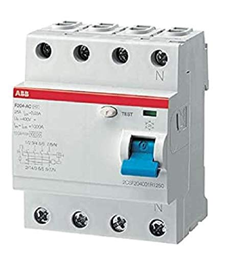 ABB F204a-25/0,03Carat.