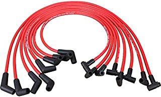 Dragon Fire Race Series High Performance 10.2mm Ignition Spark Plug Wire Set Compatible Replacement For Chevrolet 366 396 427 454 502 (45 to 90) Oem Fit PWJ112